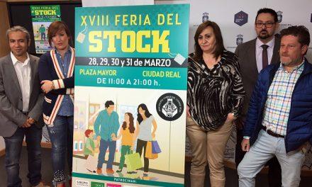 LA XVIII FERIA DEL STOCK SE CELEBRARÁ DEL 28 AL 31 DE MARZO Y CONTARÁ CON DESCUENTOS DE HASTA EL 90%