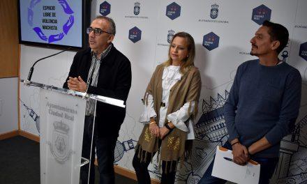 """CIUDAD REAL ABRE EL PROGRAMA """"ESPACIO LIBRE DE VIOLENCIA MACHISTA"""" A LAS EMPRESAS DE COMERCIO"""