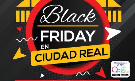 Más de un centenar de comercios ofrecerán descuentos durante el Ciudad Real Black Friday 2019