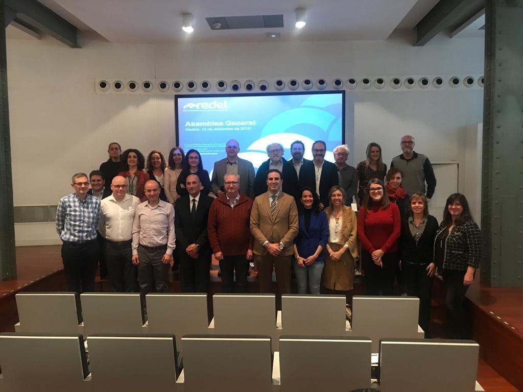 Madrid acoge la Asamblea General de la Red de Entidades de Desarrollo Local, Redel