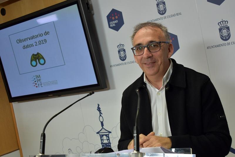 LA RADIOGRAFÍA DEL DESEMPLEO EN CIUDAD REAL ARROJA UN DESCENSO DE 107 DESEMPLEADOS EN 2019