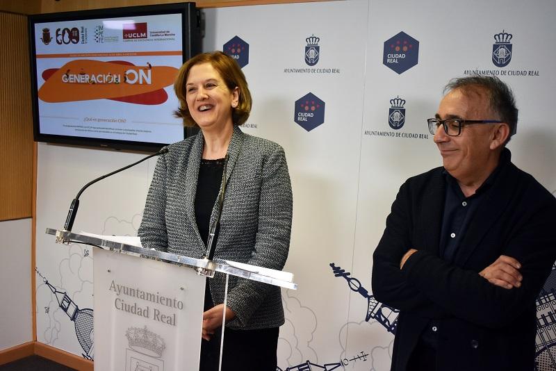 """El Ayuntamiento de Ciudad Real y la UCLM inician la Quinta Edición del programa """"Generación On"""""""