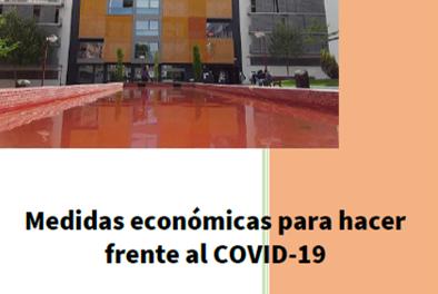 EL IMPEFE EDITA UNA GUÍA DE MEDIDAS ECONÓMICAS ADOPTADAS PARA HACER FRENTE A LA COVID-19