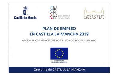 """Listado definitivo """"Plan de Empleo 2019-2020"""""""