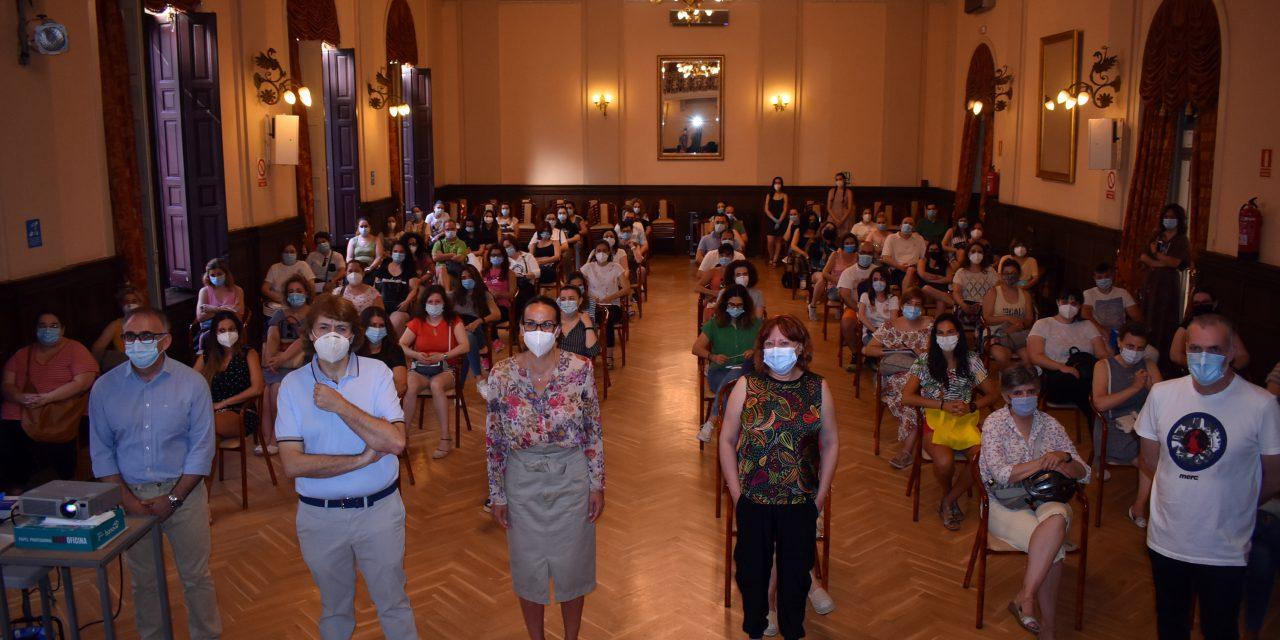 72 NUEVAS INCORPORACIONES AL MERCADO LABORAL GRACIAS AL PLAN DE EMPLEO DE CIUDAD REAL