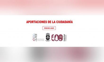 """EL IMPEFE PONE A DISPOSICIÓN DE LOS CIUDADANOS EN SU PÁGINA WEB UN CUESTIONARIO DENOMINADO """"APORTACIONES CIUDADANÍA"""" CON EL QUE PARTICIPAR DE FORMA ACTIVA EN EL PLAN DE DESARROLLO SOCIECONÓMICO DE CIUDAD REAL"""