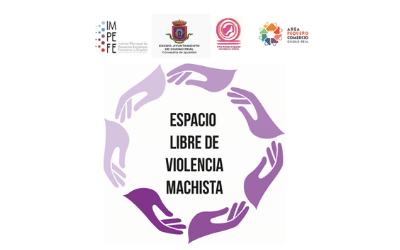 """Proyecto """"Espacios Libres de Violencia Machista"""""""
