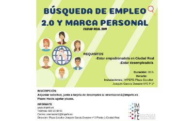 Curso Búsqueda de Empleo 2.0 y Marca Personal