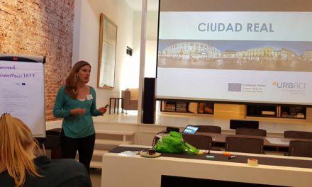 """Kick-off meeting proyecto. """"Resourceful Cities"""" en La Haya"""