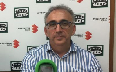 """Entrevista en Onda Cero al presidente del IMPEFE sobre la Sexta Edición del programa """"Generación On"""" de la UCLM"""