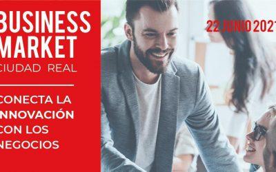 Abierta la inscripción de participantes en la 3ª Edición del Ciudad Real Business Market del próximo 22 de junio