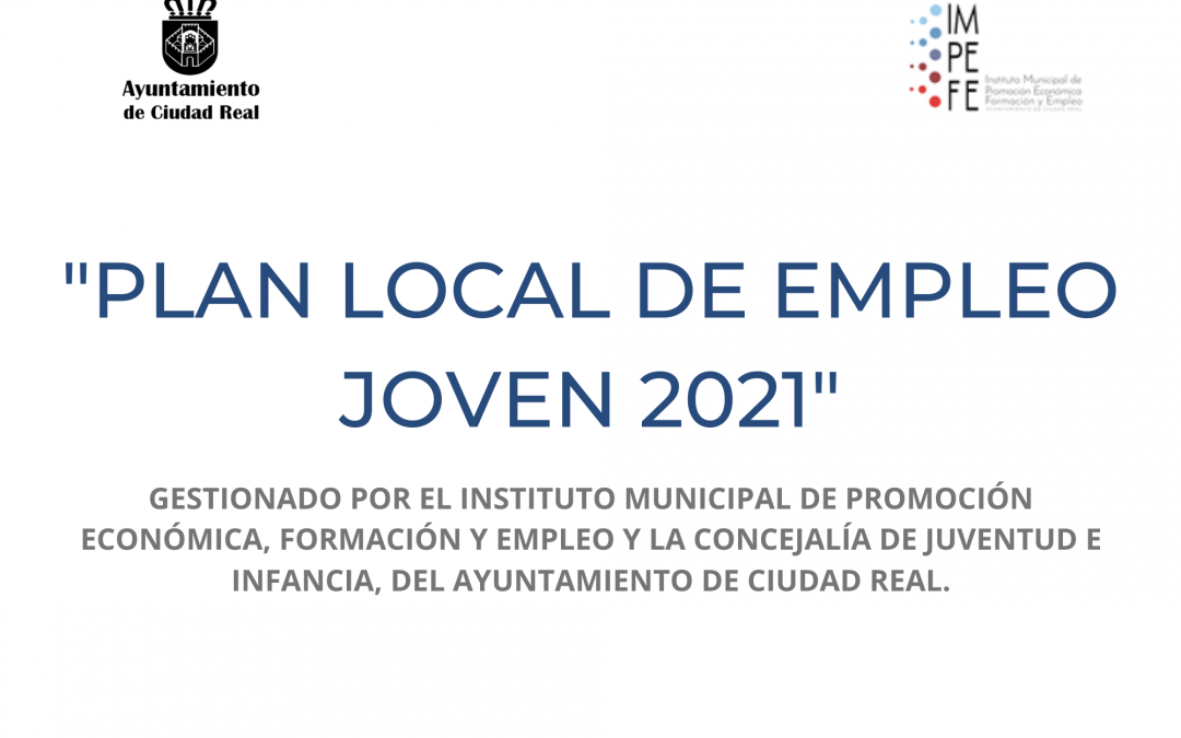 "Un centenar de jóvenes optan a 24 plazas del ""Plan de Empleo Joven 2021"""