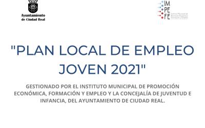 Publicado el listado provisional de admitidos/as y excluidos/as del Plan de Empleo Joven 2021